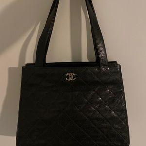 Vintage Chanel Tote shoulder bag